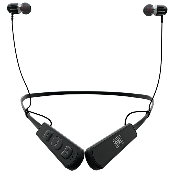 TAG Wireless Sport Magnet Headset - GRIP