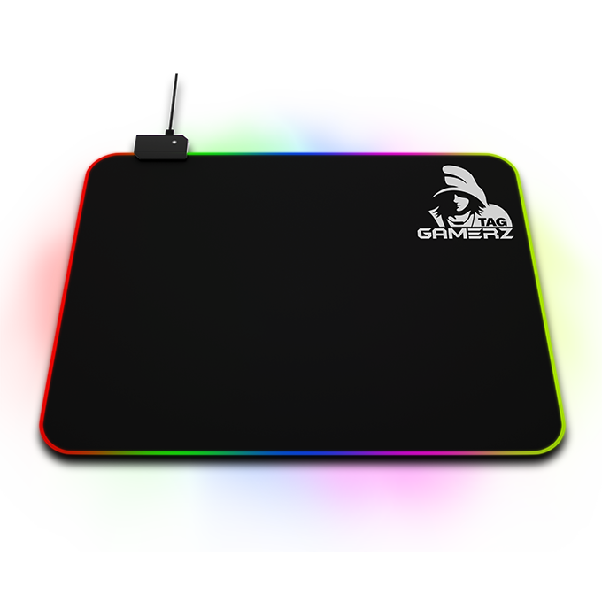 TAG GAMERZ RGB Mouse Pad - LARGE
